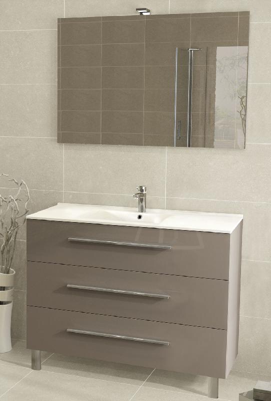 mobilier de salle de bain adesio achat vente de. Black Bedroom Furniture Sets. Home Design Ideas