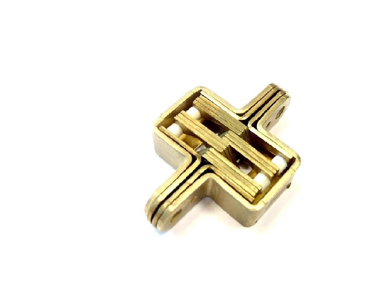 Charnières spéciales en métal