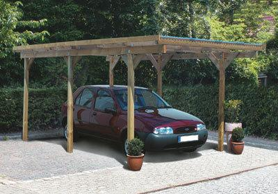 Car Port Adosable