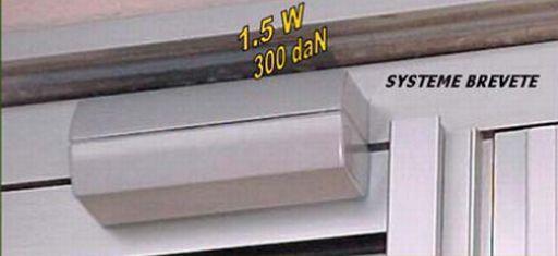 Verrou magn tique porte cl dynamom trique hydraulique - Comment ouvrir une porte fermee a cle avec un trombone ...