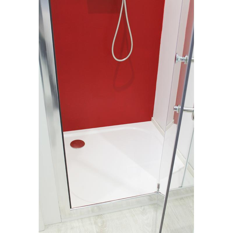 Receveurs de douches s lection hr achat vente de receveurs de douches s l - Receveur de douche en beton de synthese ...