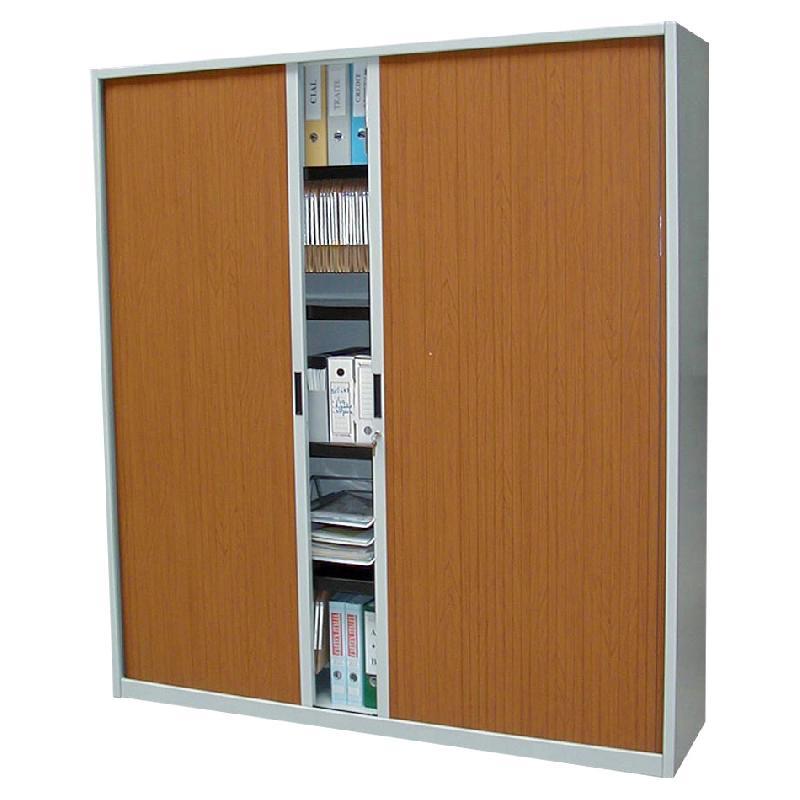 simple armoires mtal grande largeur monter with porte coulissante grande largeur. Black Bedroom Furniture Sets. Home Design Ideas
