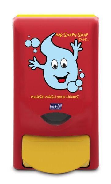 Soapy - deb arma
