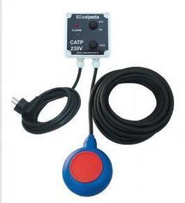 Alarme pour station de relevage : 10 m de câble  réf. al230v10