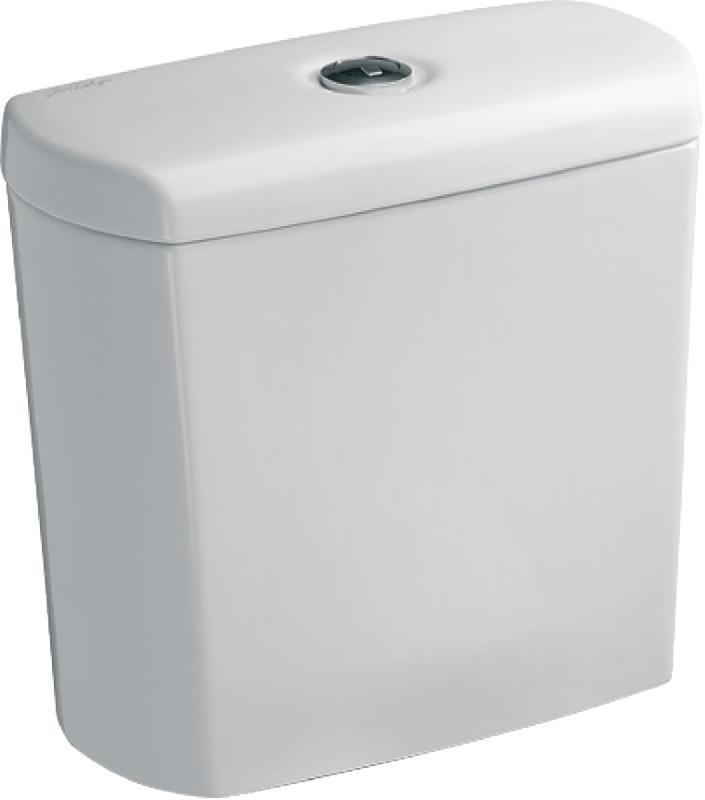 reservoir ove blanc complet monte en usine mecanisme bouton poussoir economiseur d 39 eau 3 6l e1558 00. Black Bedroom Furniture Sets. Home Design Ideas