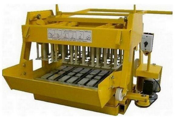 Tts01-et pondeuse à parpaing et béton - eurotech concept - poids 250 kg