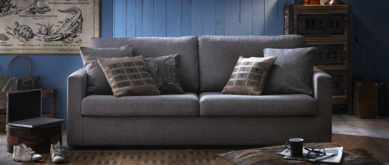 promo canape fixe 3 places osman 185 85 98 cm tissu coloris gris cendre 5544844 Résultat Supérieur 47 Merveilleux Canape Fixe Tissu 3 Places Galerie 2017 Iqt4