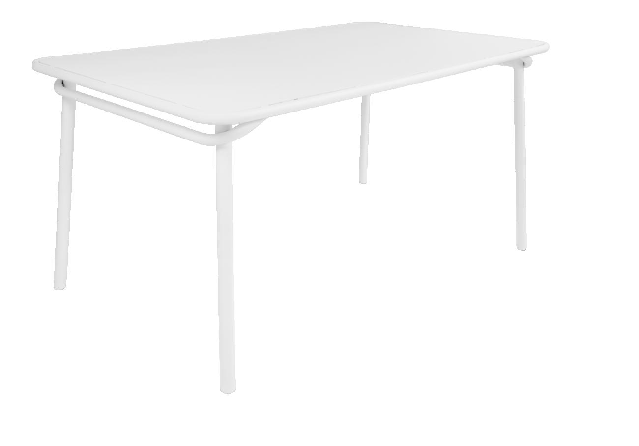 Habitat produits tables de jardins for Table exterieur habitat
