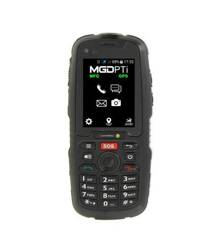 Téléphone gsm mgex310.2-pti atex zone 2/22