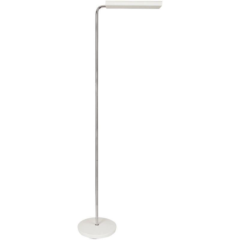 Lampadaire led swing blanc