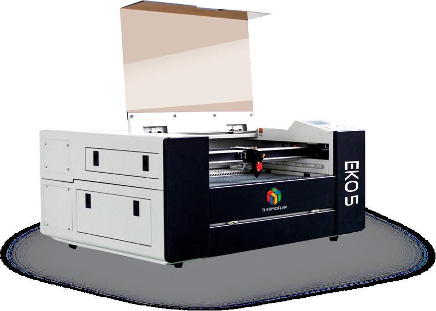 Machine laser pour decoupe