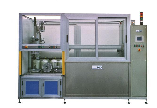 Machines de nettoyage de laboratoire