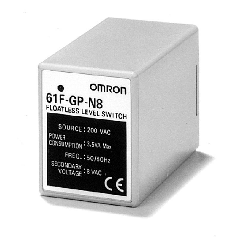Relais de contrôle de niveau 61f-gp-n8 230ac
