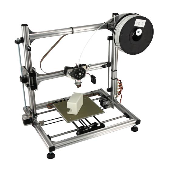 imprimante 3d en kit k8200. Black Bedroom Furniture Sets. Home Design Ideas