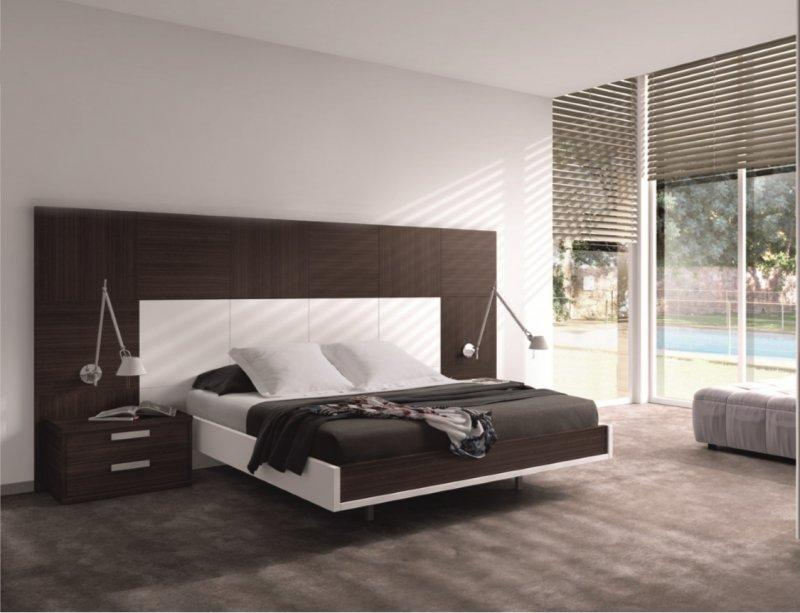 Chambre complete design daria couchage 140 x 190 for Chambre complete design