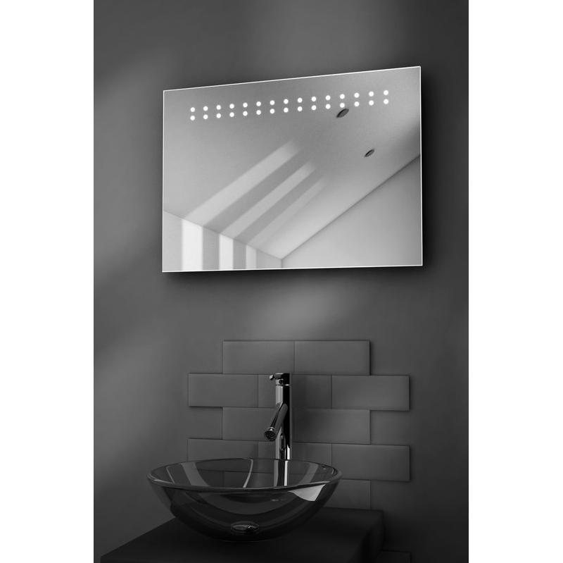 Miroirs de salle de bain diamond x collection achat - Systeme audio salle de bain ...