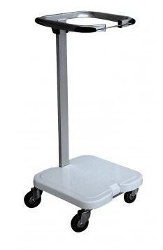 Chariot nu 1 sac chasa 30 - dim. 390 x 410 x h880 mm - 57200chasa30