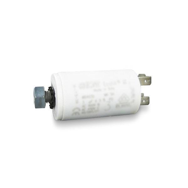 Condensateur permanent moteur a cosse 450vac 7 f for Condensateur moteur piscine