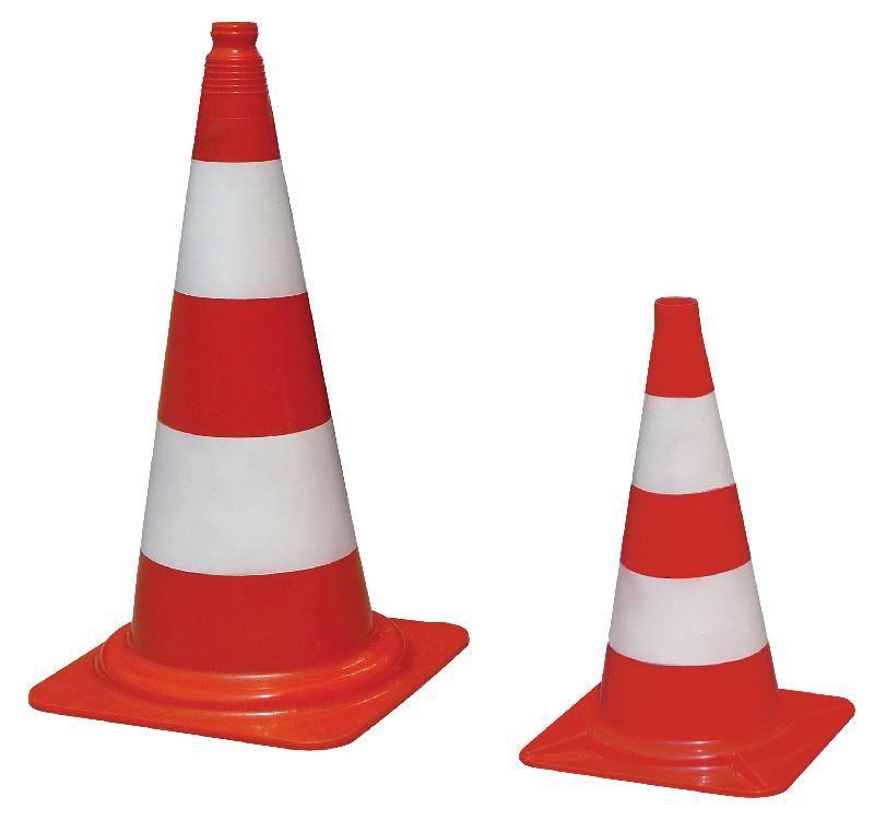 cone de chantier tous les fournisseurs cone de signalisation signalisation zone de travail. Black Bedroom Furniture Sets. Home Design Ideas