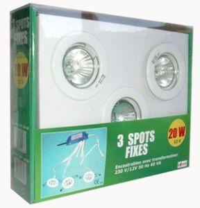 spot encastrable fm light achat vente de spot encastrable fm light comparez les prix sur. Black Bedroom Furniture Sets. Home Design Ideas