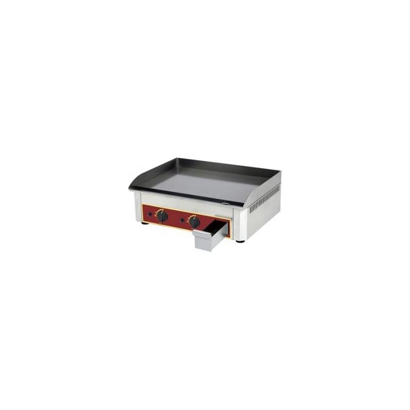 plancha acier email lisse electrique 640. Black Bedroom Furniture Sets. Home Design Ideas