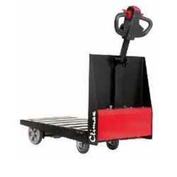 Chariot à plateforme électrique