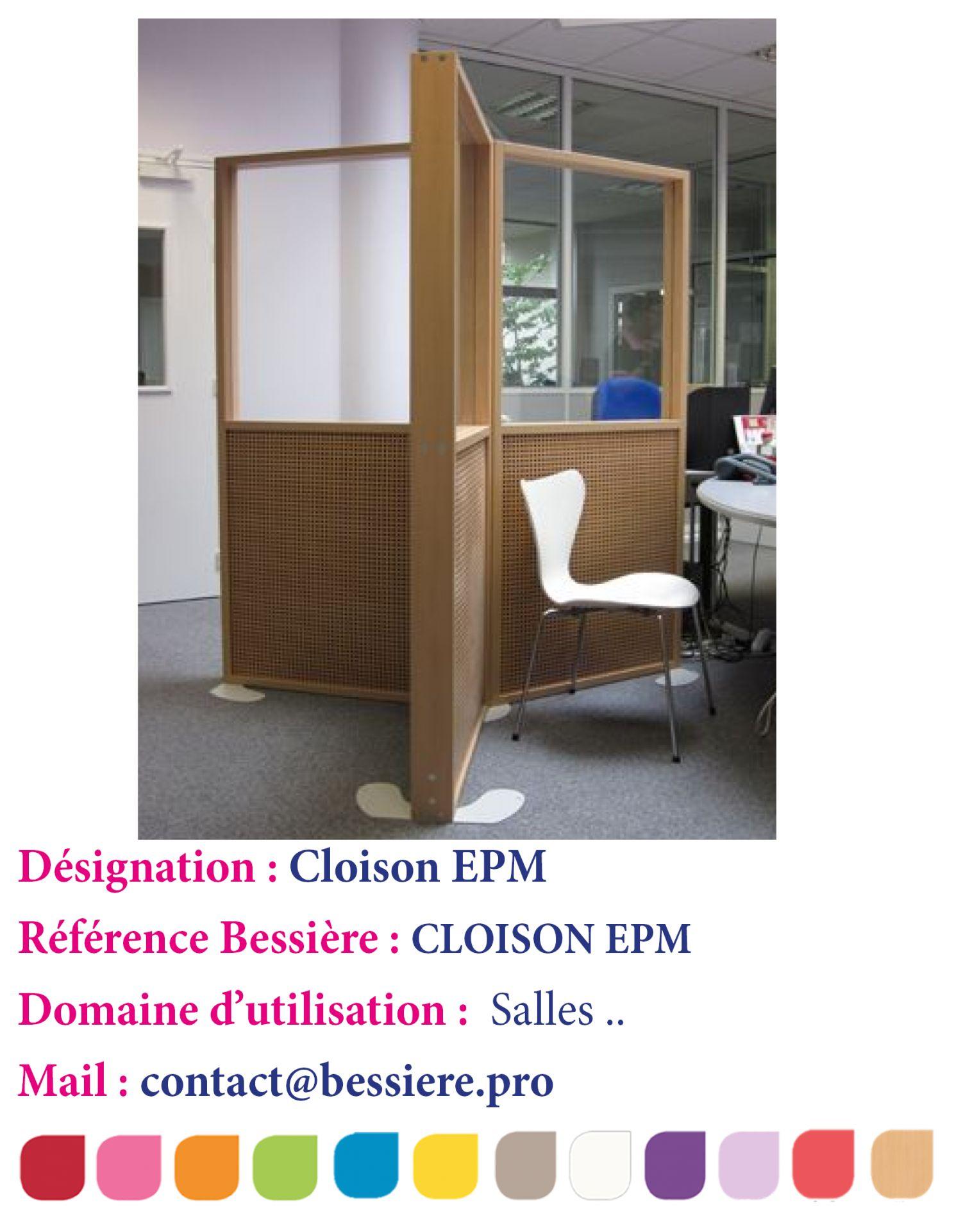 CLOISON EPM
