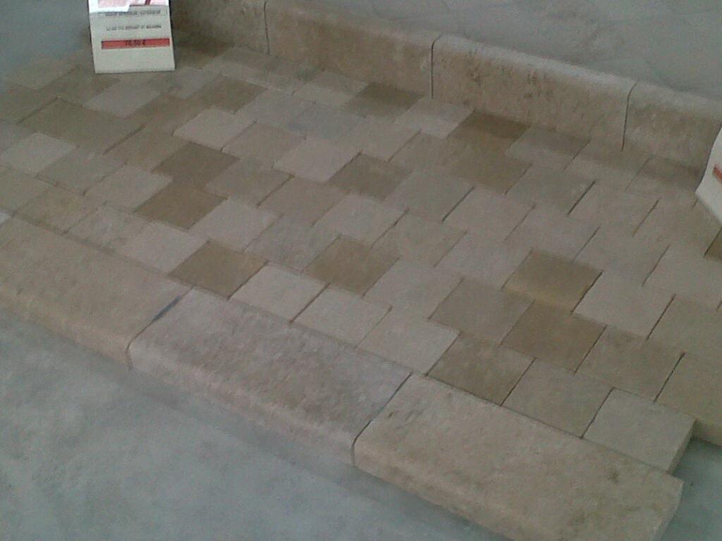 Pavés en pierre de bourgogne
