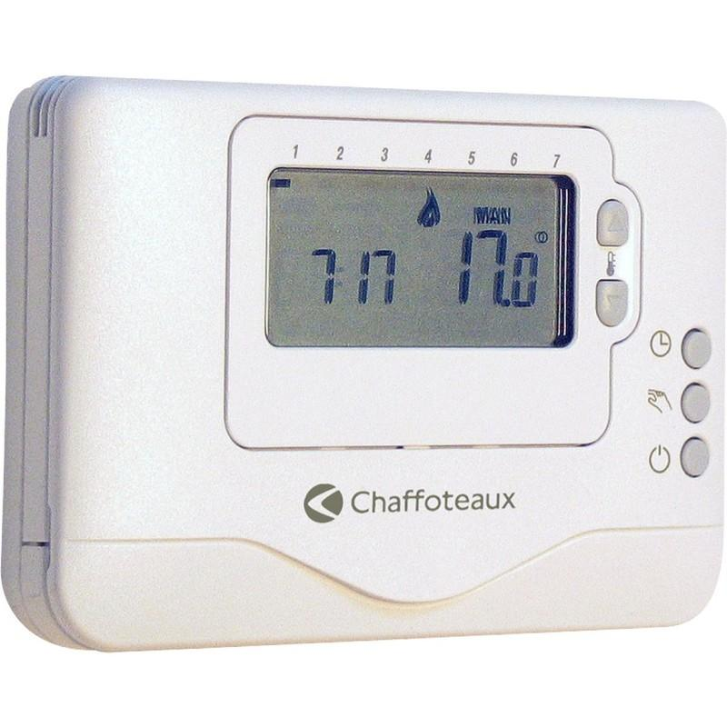 THERMOSTAT PROGRAMMABLE EASY CONTROL BUS - CHAFFOTEAUX