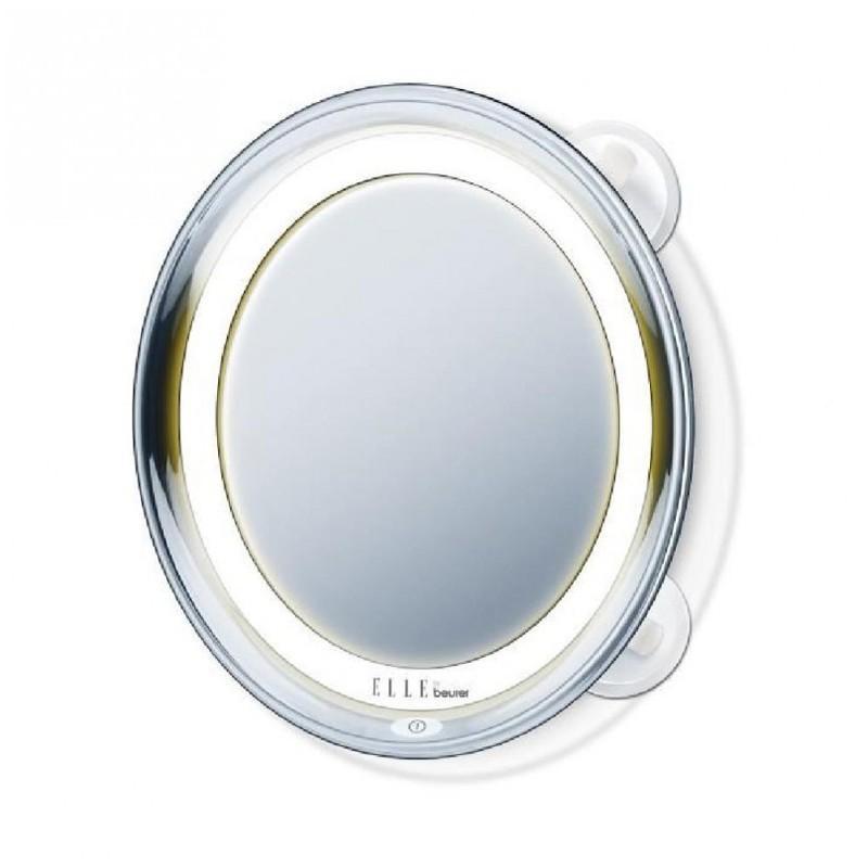 Miroirs de salle de bain beurer achat vente de miroirs for Beurer miroir lumineux bs49