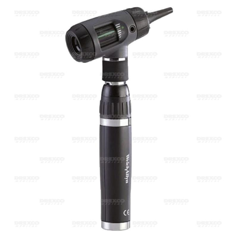 Otoscope macroview welch-allyn à piles piles