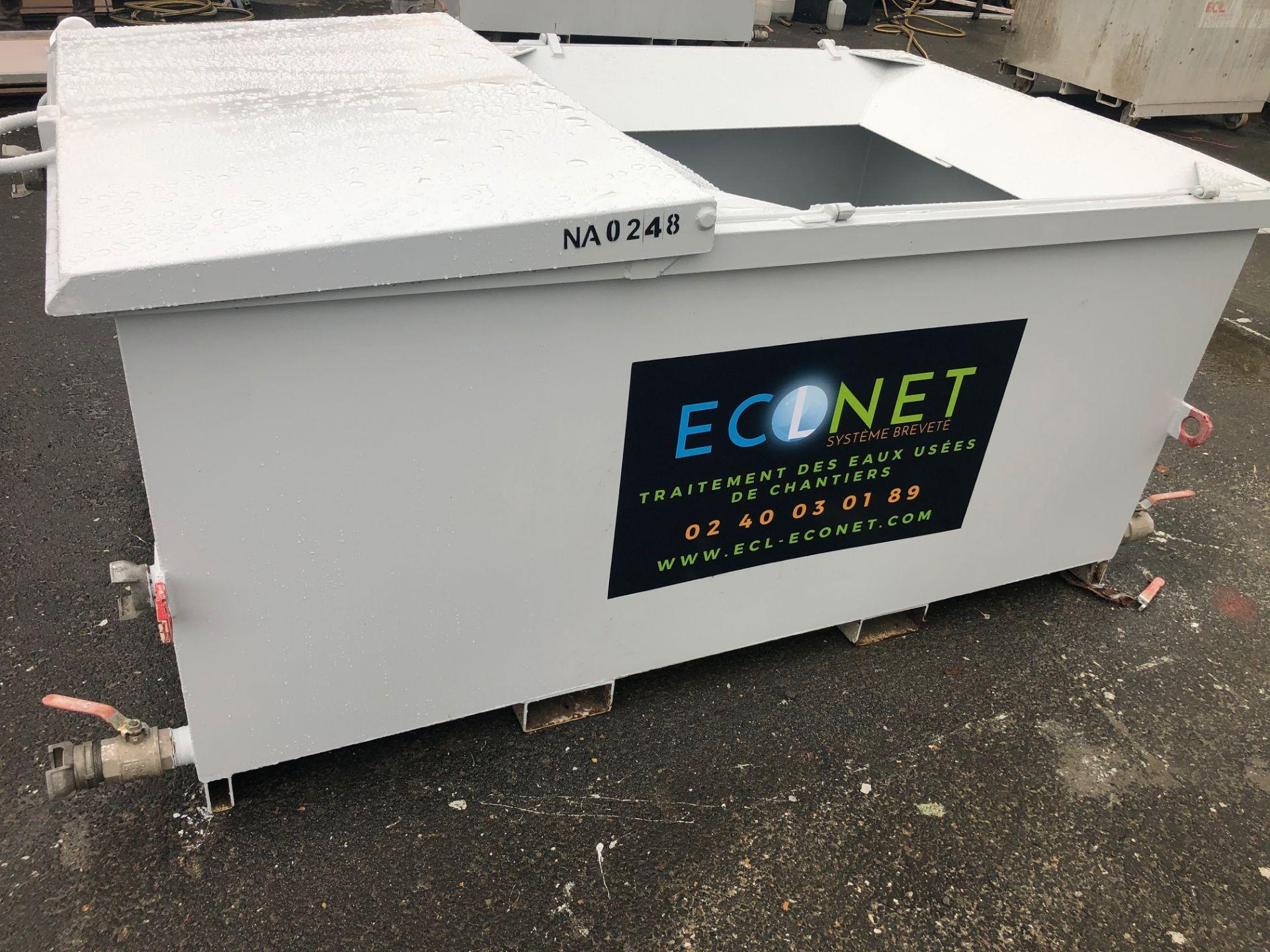 Econet standard auto 3m/h