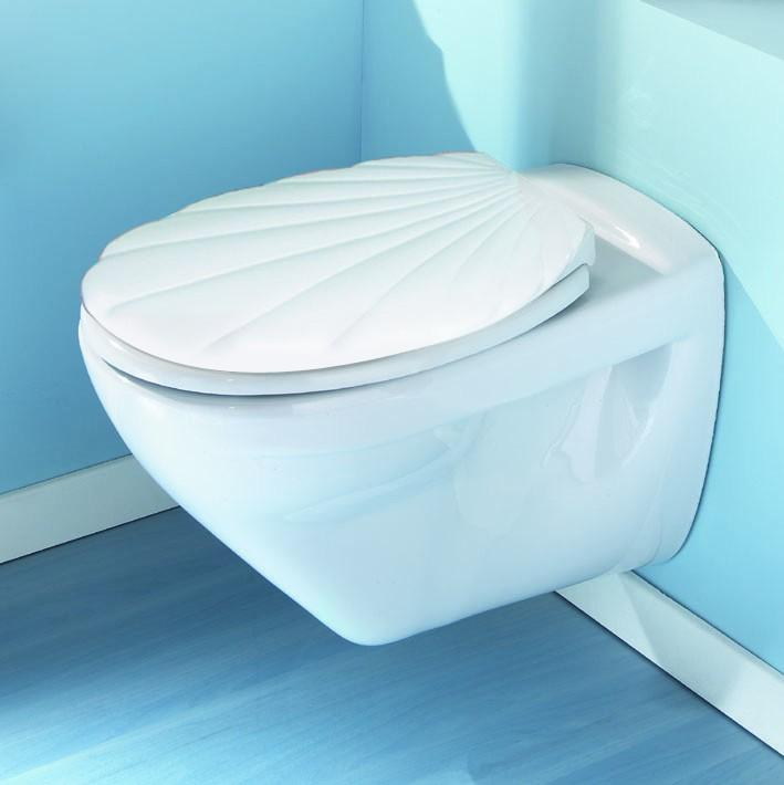 Wc comparez les prix pour professionnels sur - Abattant de toilette ...