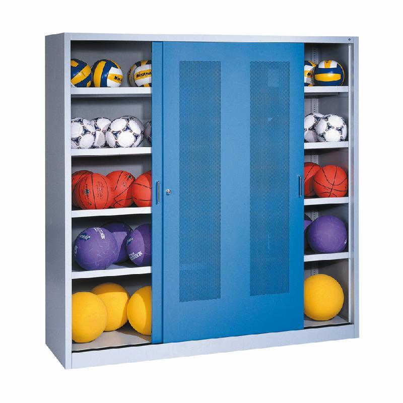 armoire de rangement portes coulissantes perforees comparer les prix de armoire de rangement. Black Bedroom Furniture Sets. Home Design Ideas