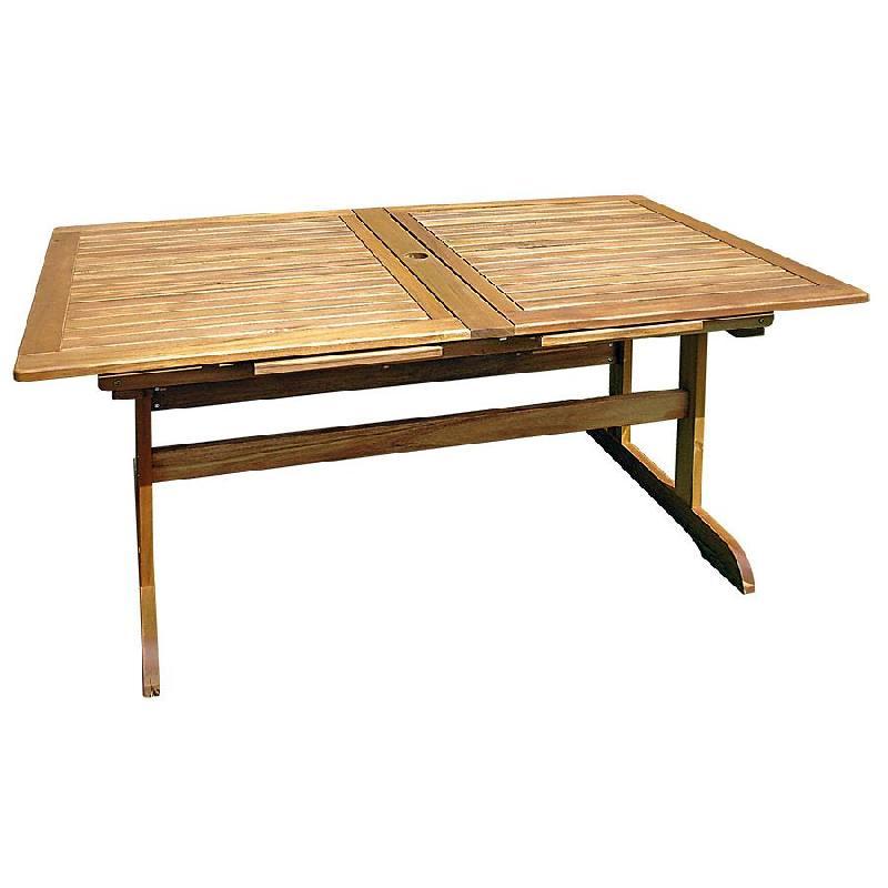 Achat vente de comparez les prix sur for Table exterieur avec rallonge
