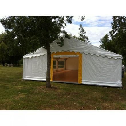 nappe pour table rectangulaire - Prix Location Tente Mariage 250 Personnes