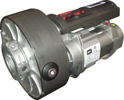 Automatisme pour rideau métallique wind rmb 130b 200-230