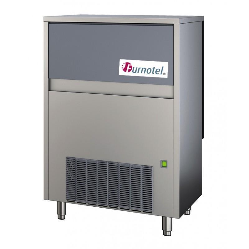 Machine à glace professionnelle super grains avec réserve système à vis sans fin condenseur - air - sg14050a