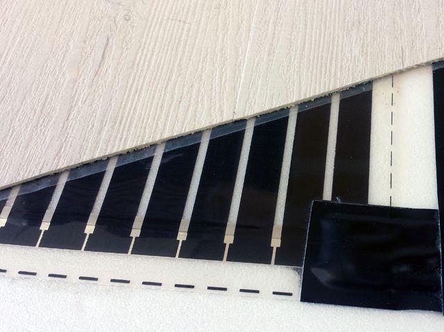 Plancher chauffant tous les fournisseurs tube pour film chauffant elect - Plancher chauffant electrique sous parquet ...