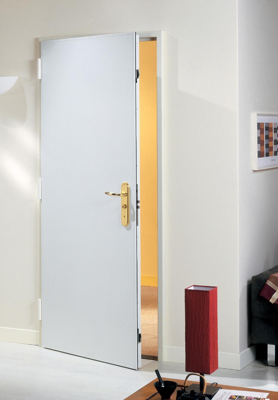 Portes blind es de chambres fortes tous les fournisseurs portes blind es porte renforc e - Portes palieres appartements ...