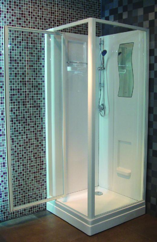 Cabines de douches tous les fournisseurs cabine de for Porte douche plexiglas