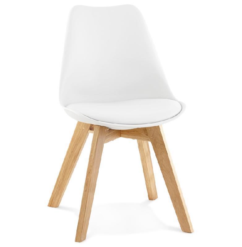 Chaises de maison alterego design achat vente de chaises de maison altere - Chaise moderne blanche ...