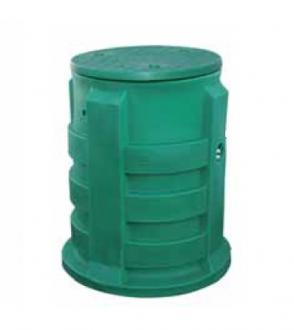 Cuve de poste de relevage : 420 litres