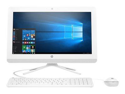 HP 22-B011NF - TOUT-EN-UN - 1 X PENTIUM J3710 / 1.6 GHZ - RAM 4 GO - HDD 1 TO - DVD SUPERMULTI - HD GRAPHICS - GIGE - LAN SANS FIL: 802.11B/G/N, BLUETOOTH 4.0 - WIN 10 FAMILIALE 64 BITS - MONITEUR : LED 21.5