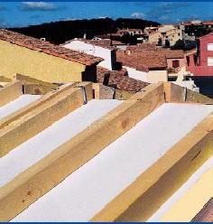 Panneau de toiture pannotec for Panneau de toiture isolant