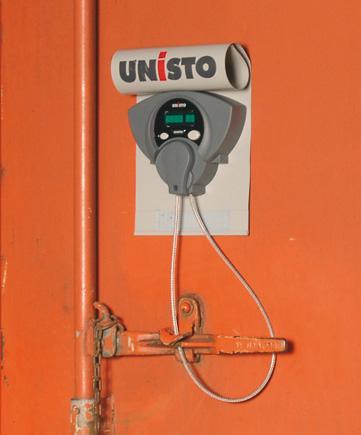Scellé électronique de sécurité unisto manta