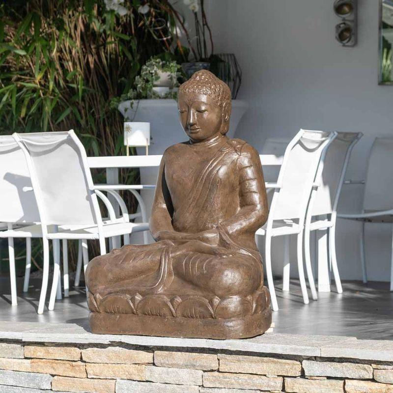 statues et sculptures de jardin comparez les prix pour. Black Bedroom Furniture Sets. Home Design Ideas