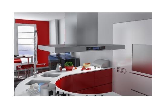 Hotte de cuisine comparez les prix pour professionnels - Hotte aspirante pour cuisine ...