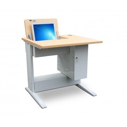 Bureau pour ordinateur tous les fournisseurs bureau for Bureau escamotable