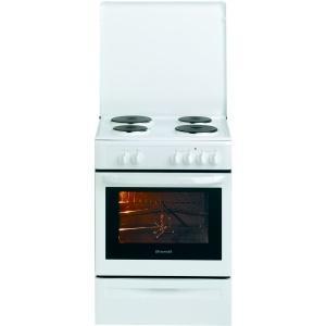 brandt cuisiniere electrique kec660w kec 660 w blanc. Black Bedroom Furniture Sets. Home Design Ideas